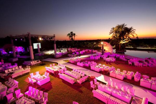 Golden Palms Events - Planification de mariage - Marrakech