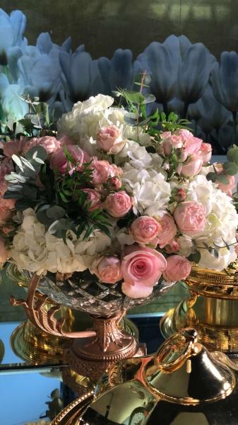 كالاليلي للزهور - زهور الزفاف - أبوظبي