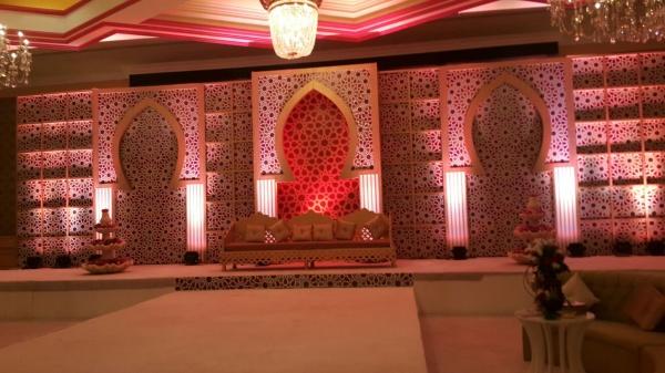 فينيسيا - كوش وتنسيق حفلات - الدوحة