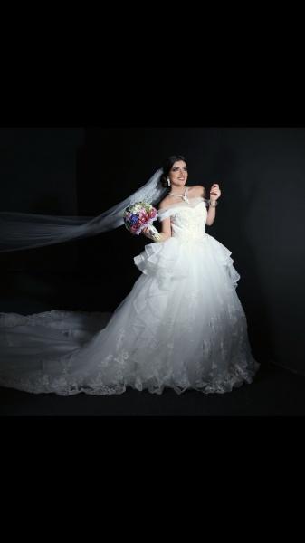 أميراتي  - فستان الزفاف - مدينة الكويت