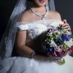 أميراتي -فستان الزفاف-مدينة الكويت-2