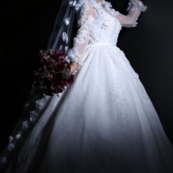 أميراتي -فستان الزفاف-مدينة الكويت-4