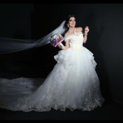 أميراتي -فستان الزفاف-مدينة الكويت-1