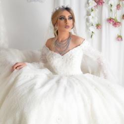 أميراتي -فستان الزفاف-مدينة الكويت-5