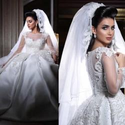 بالماس بوتيك -فستان الزفاف-مسقط-3