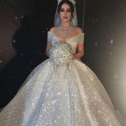 بالماس بوتيك -فستان الزفاف-مسقط-1