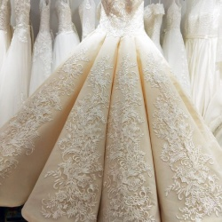 بالماس بوتيك -فستان الزفاف-مسقط-6