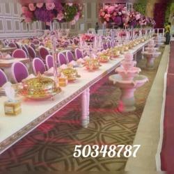 شركة سور للحفلات-كوش وتنسيق حفلات-الدوحة-3