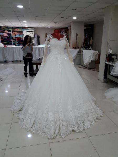 فساتين زفاف  - فستان الزفاف - الدوحة