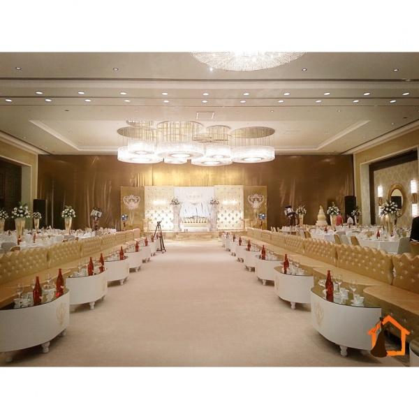 دار العروس لإدارة المناسبات وحفلات الزواج - كوش وتنسيق حفلات - المنامة