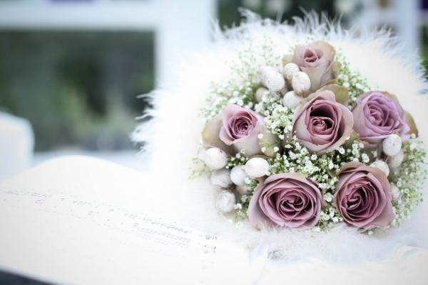 دعدوش - زهور الزفاف - دبي