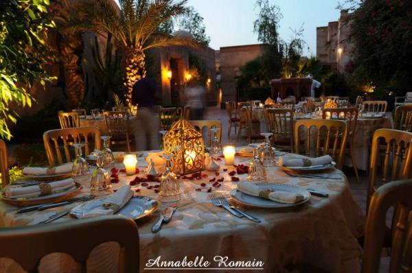 انابيل رومان - كوش وتنسيق حفلات - مراكش