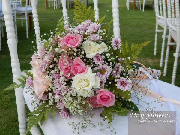 ماي فلورز - زهور الزفاف - القاهرة