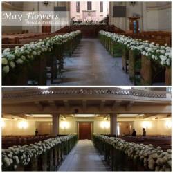 ماي فلورز-زهور الزفاف-القاهرة-4