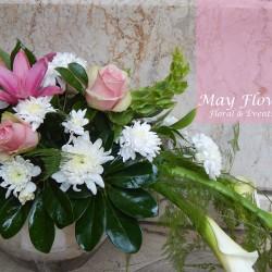 ماي فلورز-زهور الزفاف-القاهرة-2