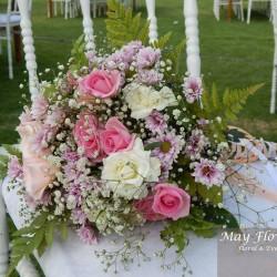 ماي فلورز-زهور الزفاف-القاهرة-1