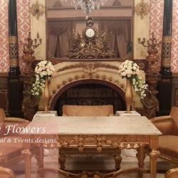 ماي فلورز-زهور الزفاف-القاهرة-6