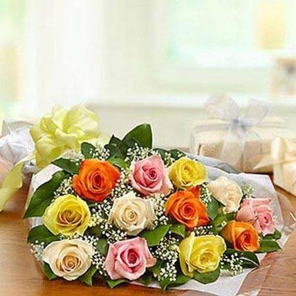 السراخس بتلات - زهور الزفاف - دبي
