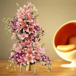 السراخس بتلات-زهور الزفاف-دبي-4