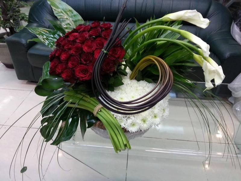 اوركيد فلورز - زهور الزفاف - القاهرة