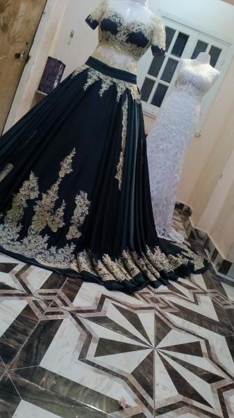 ازياء جوري - فستان الزفاف - القاهرة