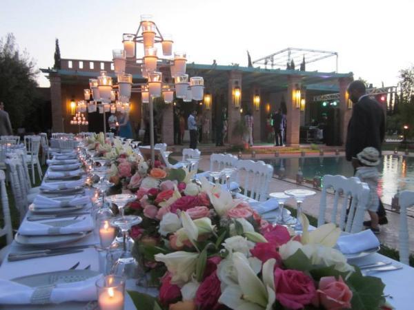 Dragées et Cornes de gazelle - Planification de mariage - Marrakech