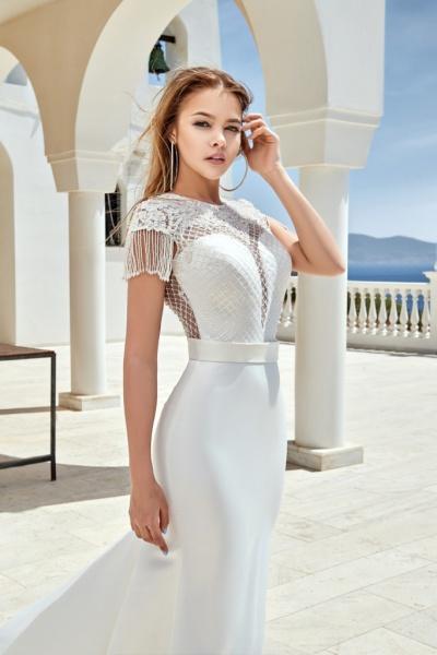 ملابس D & D - فستان الزفاف - دبي
