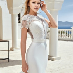 ملابس D & D-فستان الزفاف-دبي-1