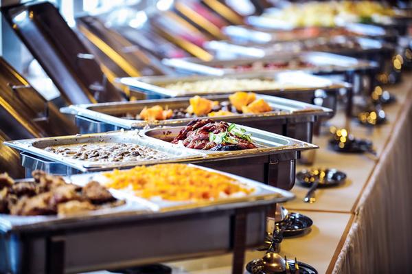 سنترال بوينت للتموين الغذائي - بوفيه مفتوح وضيافة - دبي