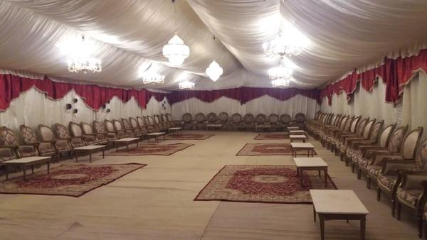 سمارت للخيم والمظلات - خيام الاعراس - أبوظبي