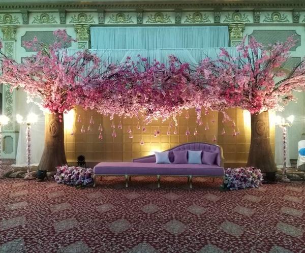تريبلوس - زهور الزفاف - دبي