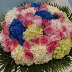 ورودي اند مور-زهور الزفاف-دبي-2