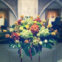 ورودي اند مور-زهور الزفاف-دبي-6