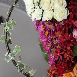 ورودي اند مور-زهور الزفاف-دبي-5