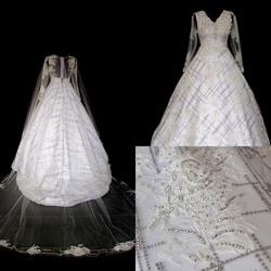خيالي للأزياء-فستان الزفاف-مسقط-2