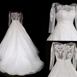 خيالي للأزياء-فستان الزفاف-مسقط-1