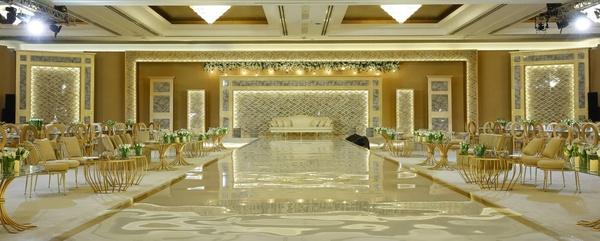 قاعة الجيوان - نادى الدانة - الحدائق والنوادي - الدوحة