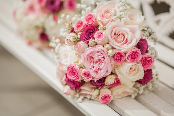 ايمن فلاور - زهور الزفاف - دبي