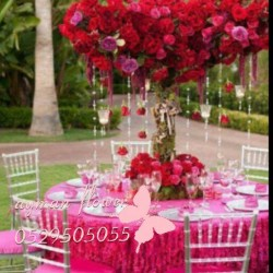 ايمن فلاور-زهور الزفاف-دبي-5