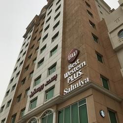 فندق بيست ويستيرن بلس السالمية-الفنادق-مدينة الكويت-2