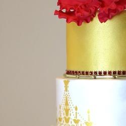 CAKEPICUREAN-كيك الزفاف-الدوحة-6
