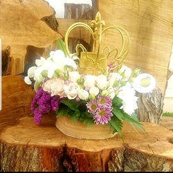 مملكة الزهور-زهور الزفاف-مسقط-3