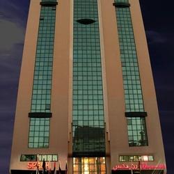 فندق سبارك ريزيدنس ديلوكس للشقق الفندقية-الفنادق-الشارقة-1