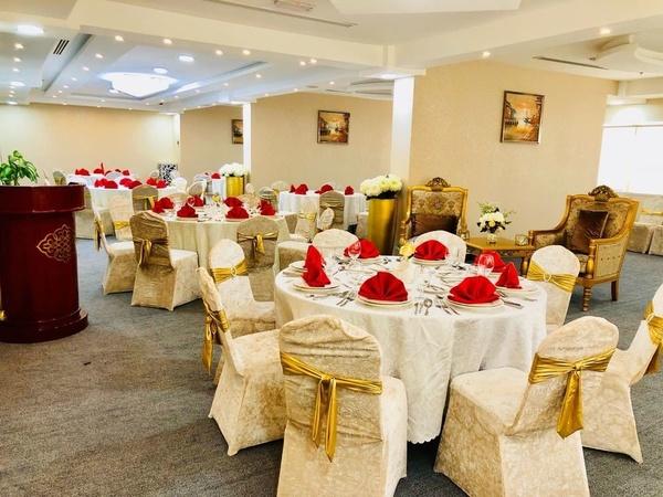 فندق السلام جراند - الفنادق - الشارقة