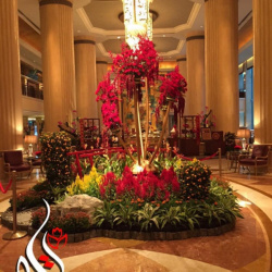 لمسات للزهور-زهور الزفاف-الدوحة-5