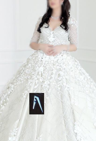 أوركيد أتيليه - فستان الزفاف - أبوظبي