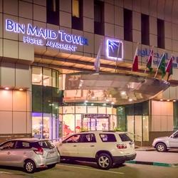 بن ماجد تاور للشقق الفندقية-الفنادق-أبوظبي-1