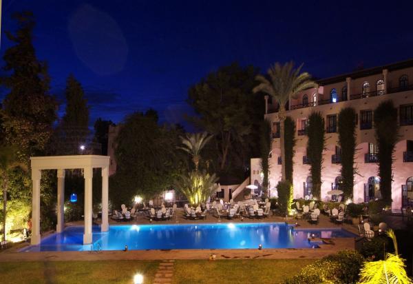 Hôtel Marrakech Le Tichka - Hôtels - Marrakech