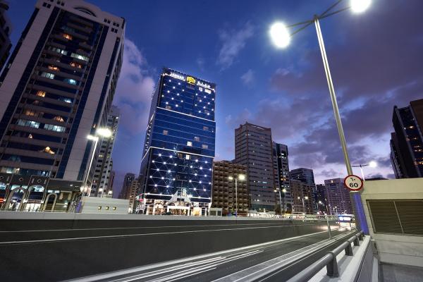 فندق جنة برج السراب - الفنادق - أبوظبي