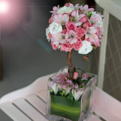 تفاؤل للزهور-زهور الزفاف-مسقط-2
